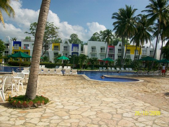 Royal Decameron Salinitas: zona recreativa