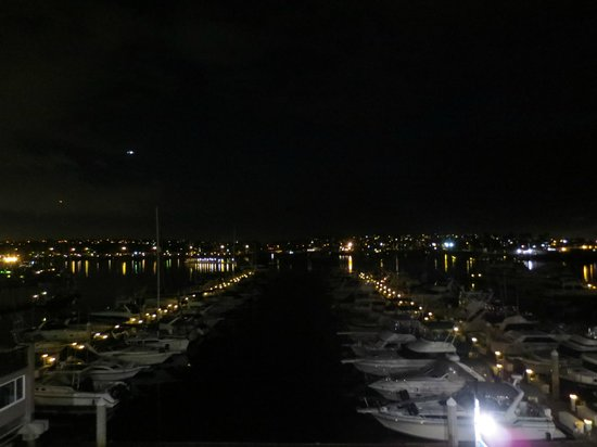 Hyatt Regency Mission Bay: View of Marina from our Room