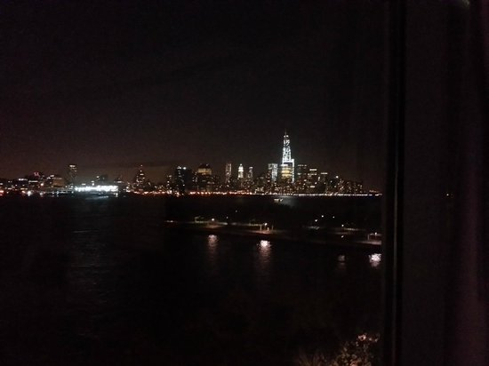 W Hoboken: view from balcony