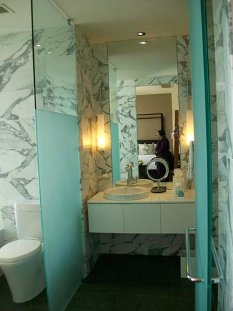 The Dupont Circle Hotel : Bathroom