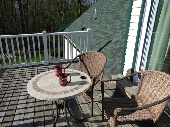 Penn Yan, NY: Private Deck