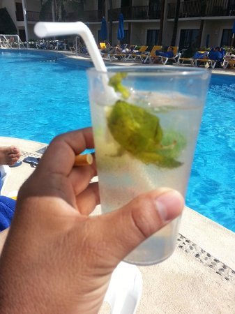 The Reef Coco Beach: mojito