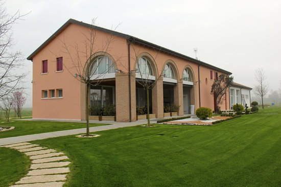 Favaro Veneto, Italia: Bed and Breakfast Building