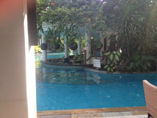 Padma Resort Bali at Legian: Swimming pool