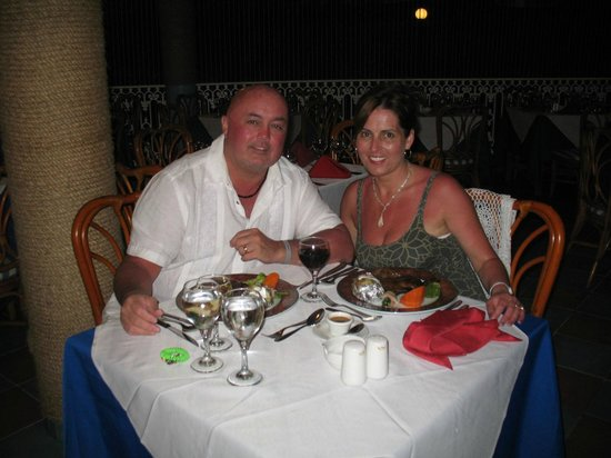 ClubHotel Riu Bachata : Excellent food... 