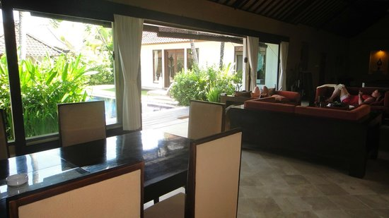 Villa Tania: Easy access to pool