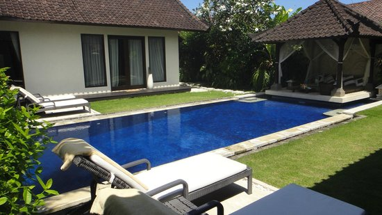 Villa Tania: Great pool