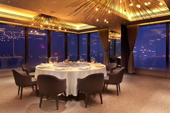 Hotel ICON: Above & Beyond Private Dining Room