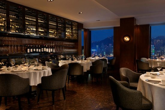 Hotel ICON: Above & Beyond Resturant