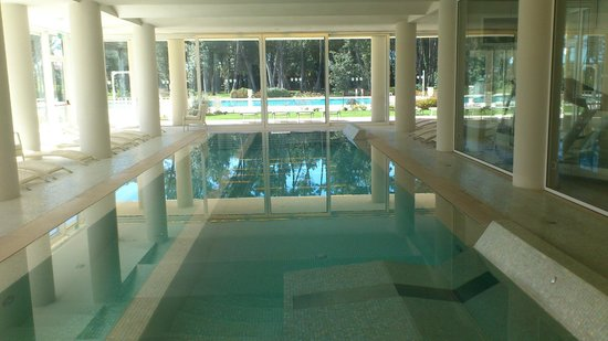 UNA Hotel Versilia: SPA