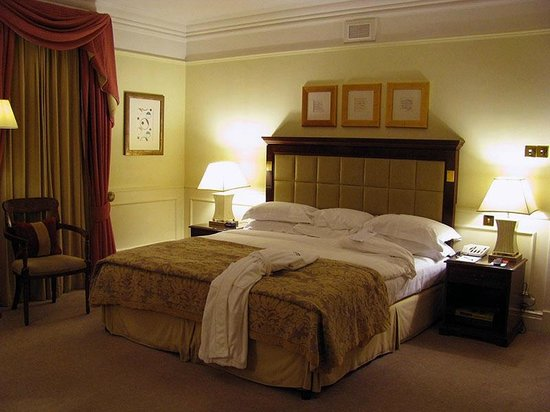 Le Meridien Piccadilly: Bed