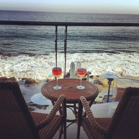 Malibu Beach Inn: (enhanced from instagram)