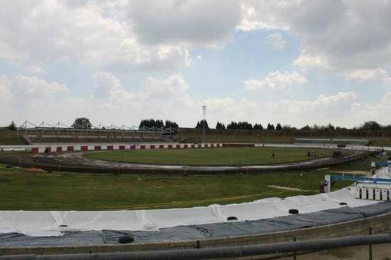 Sittingbourne, UK: The Track