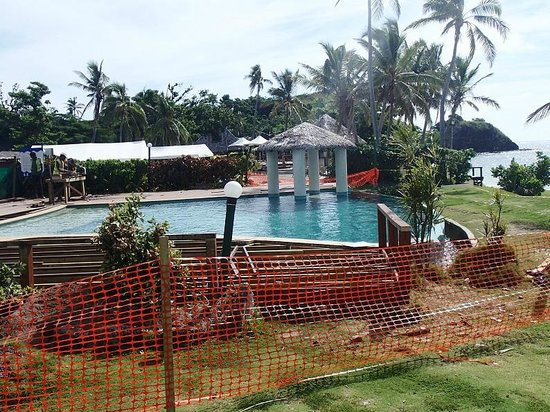 Mana Island Resort: Closed Horizon pool