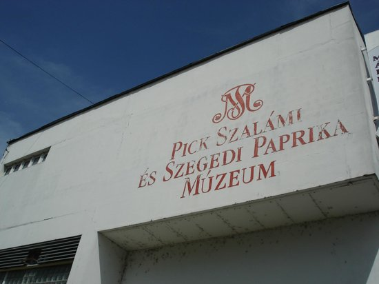Szeged, Hungary: Pick Museum