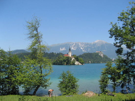 Pri Lenart Hotel: Lake Bled