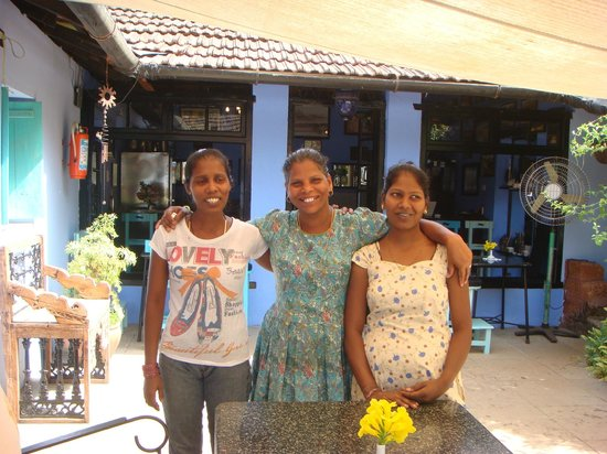 Casa Susegad: lovely staff
