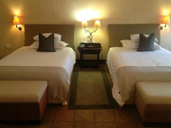 Sante Hotel, Resort & Spa: Double beds