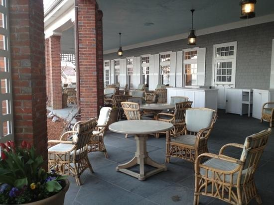 Chatham Bars Inn Resort and Spa : outdoor area