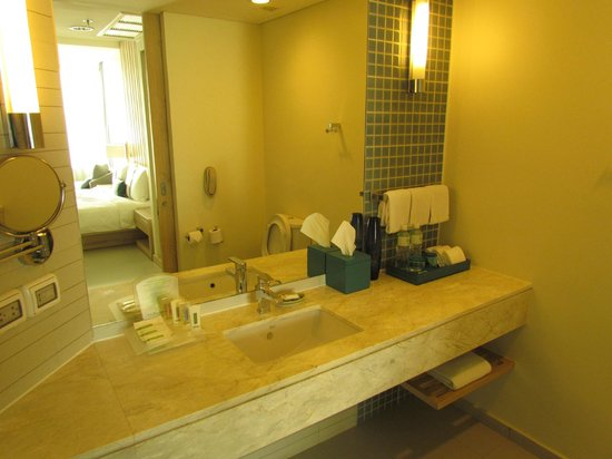 Holiday Inn Pattaya: Clean!