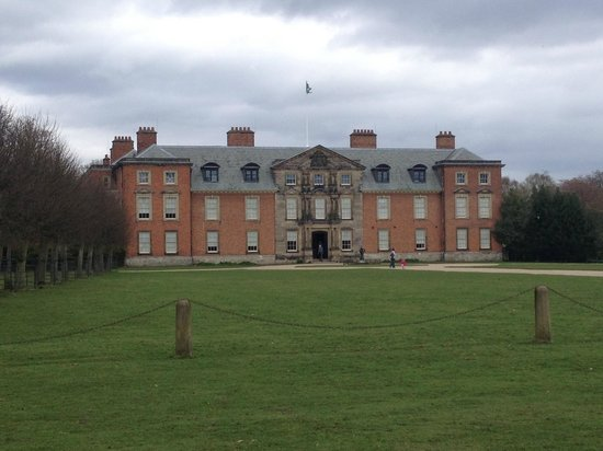 Altrincham, UK: Dunham Massey Hall
