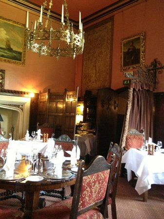 Thornbury, UK: Dining Room