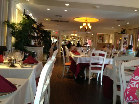 Le Lafayette French Restaurant, Naples - Old Naples - Menu, Prices ...
