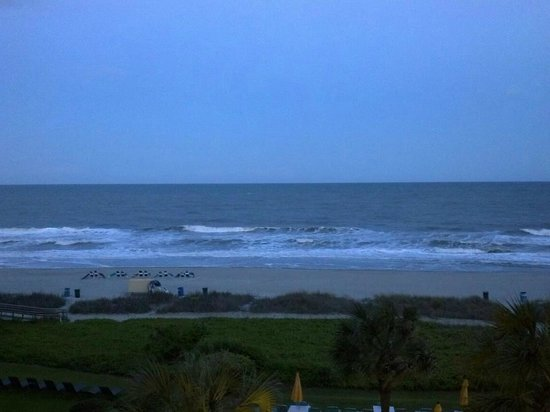 Dayton House Resort: Dayton Ocean Room View
