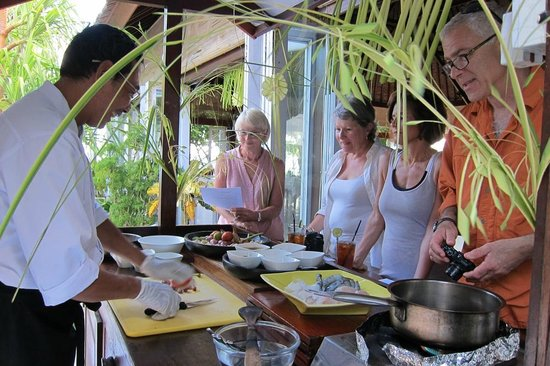 Wakatobi Dive Resort: Cooking Class