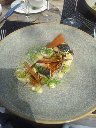 Bodiam, UK: Starter-Mackerel