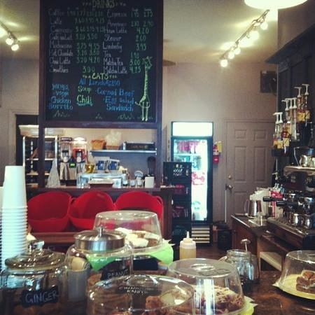 Thornbury, Canada: Menu and Treats