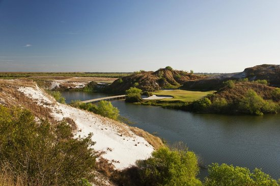 Bowling Green, FL: Streamsong Blue #7