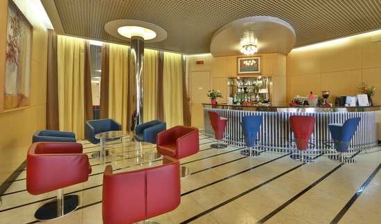 BEST WESTERN Hotel Airvenice: Bar