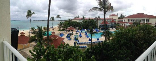 Breezes Resort Bahamas: The beautiful view from our room