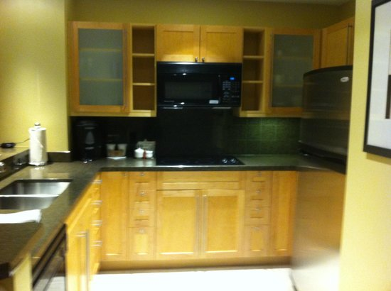 Westin Kierland Resort and Spa: Kitchen in the 1 Bedroom Premium Villa
