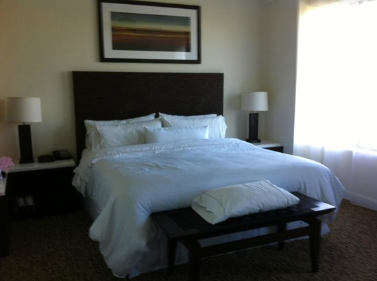 Westin Kierland Resort and Spa: Master Bedroom in 1 Bedroom Premium Villa