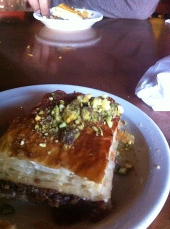 Lambertville, NJ: Baklava