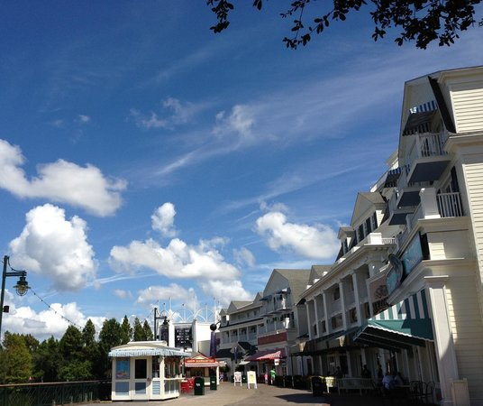 Disney's Boardwalk Inn: Shops at The Boardwalk