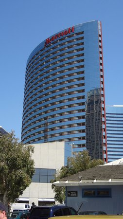 San Diego Marriott Marquis & Marina: North tower
