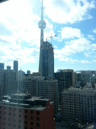 Hyatt Regency Toronto: View from the suite