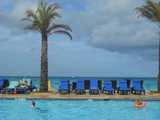 Tamarijn Aruba All Inclusive: pool/beach