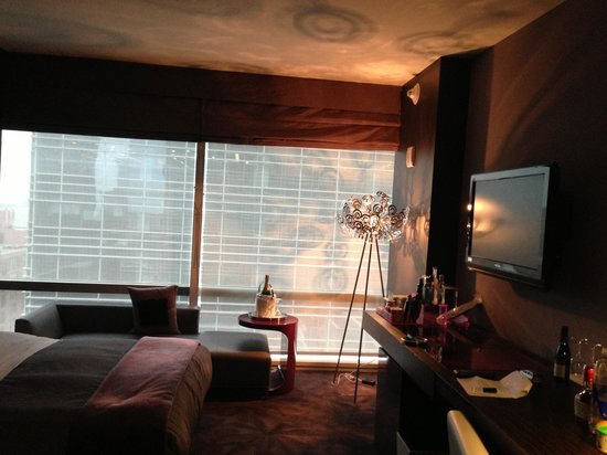 W Atlanta Downtown: Fabulous Room