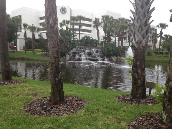 Sheraton Vistana Resort - Lake Buena Vista: Front of the property