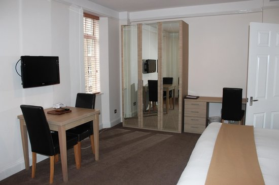 Endsleigh Court: View inside a Premium Studio