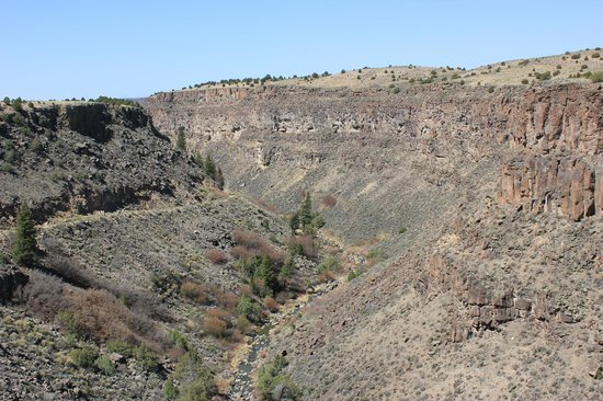 Taos County,  : Rio Grande Gorge