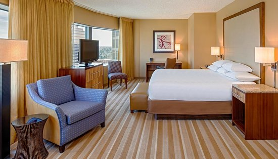 Hyatt Regency Denver Tech Center: Guestroom - Deluxe King