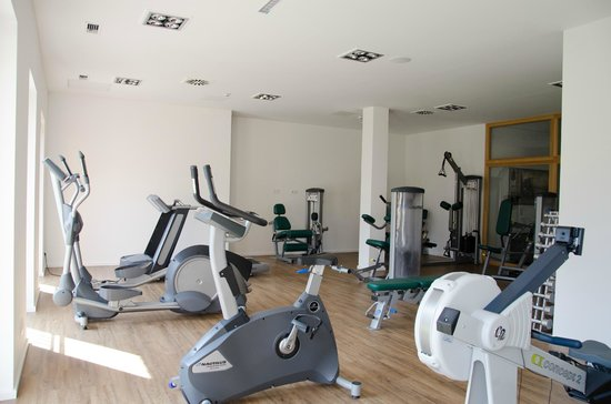 Obertraun, Autriche : Gym 