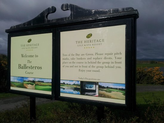 The Heritage Golf and Spa Resort: Ballesteros Course