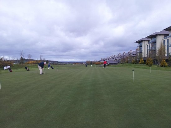 The Heritage Golf and Spa Resort: Practice Putting Green