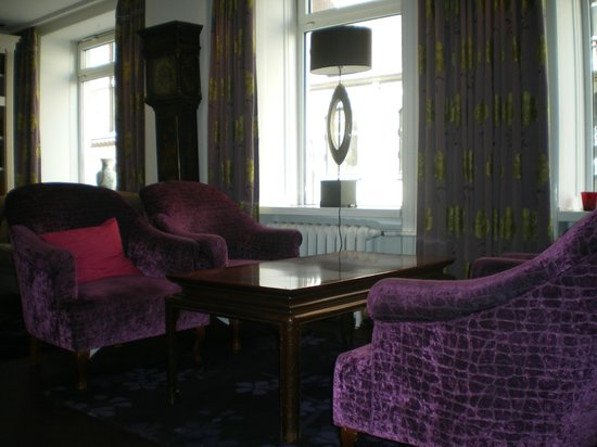 Clarion Collection Hotel Mayfair: Lounge